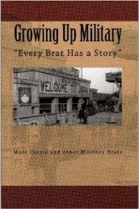 Growing Up Military Book