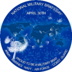 National Military Brats Day Logo